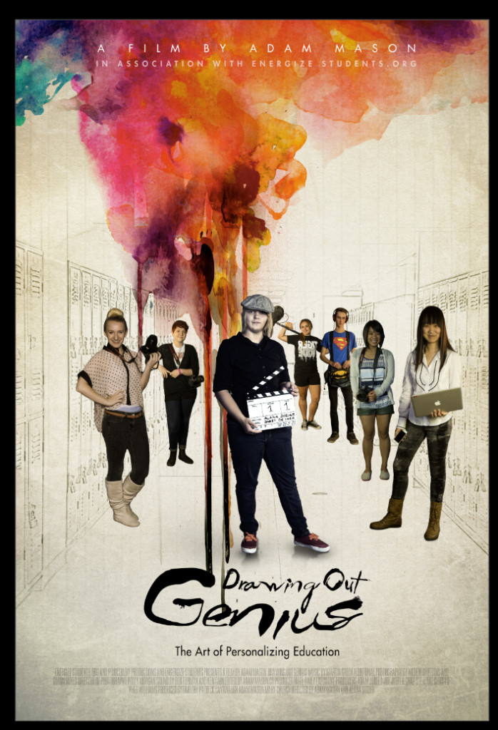 Drawing Out Genius Poster